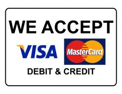 visa debit card payments